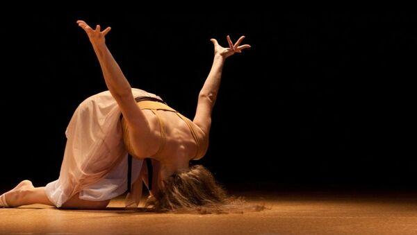 Благотворительный вечер современной хореографии В единственном числе