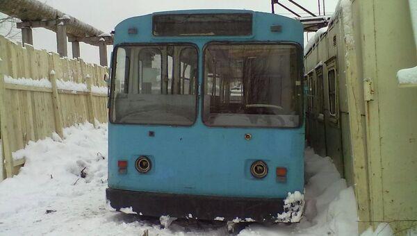 Ночлежный дом откроется в списанном троллейбусе в Костроме