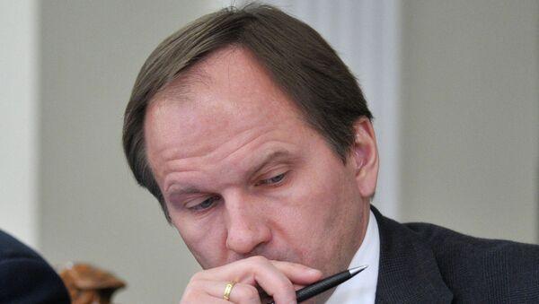 Губернатор Красноярского края Лев Кузнецов. Архивное фото