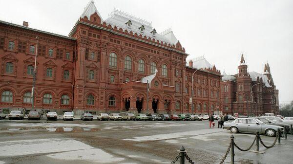 Здание бывшего музея им. В. И. Ленина