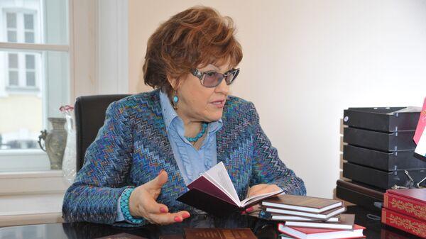 Президент Российской академии образования (РАО) Людмила Вербицкая. Архивное фото