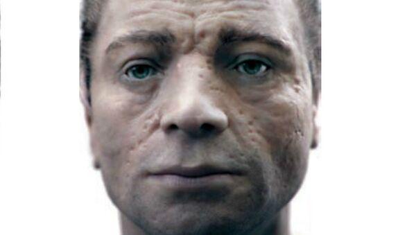 Реконструкция лица Робеспьера