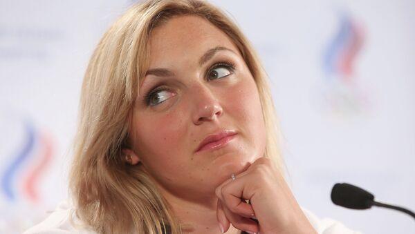 Российская спортсменка Евгения Колодко. Архивное фото.