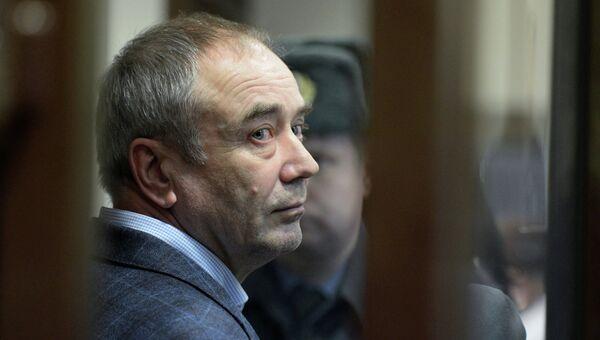 Оглашение приговора по делу об убийстве журналиста И. Домникова. Архивное фото
