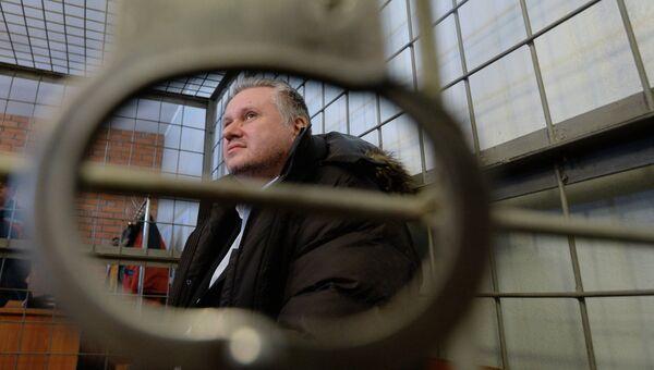 Суд арестовал авиадебошира А.Третьякова. Архивное фото