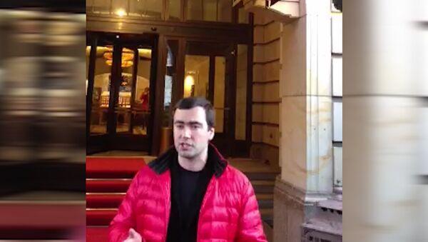 Павел Ходорковский рассказал о предстоящей пресс-конференции отца