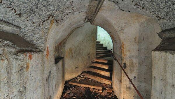 Форт Владивостокской крепости. Архивное фото.