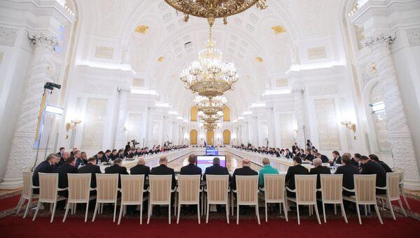 Заседание Государственного совета РФ. Фото с места события