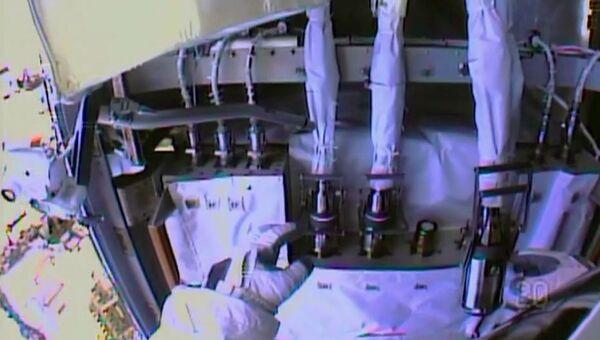 Шланги для подачи аммиака. Архивное фото