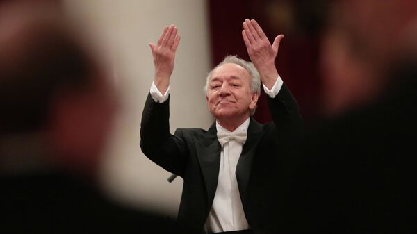 Открытие сезона в Петербургской филармонии им.Д.Шостаковича