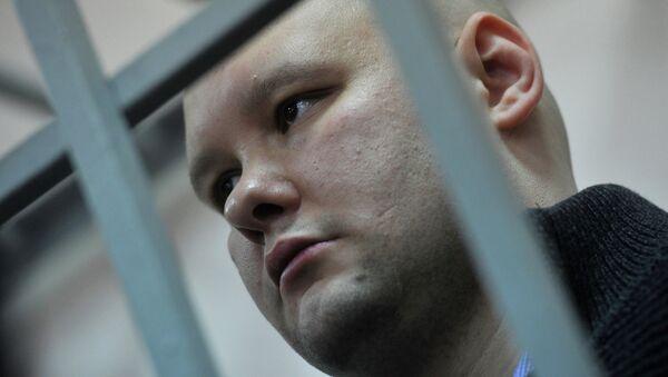 Оглашение приговора Даниилу Константинову. Архивное фото