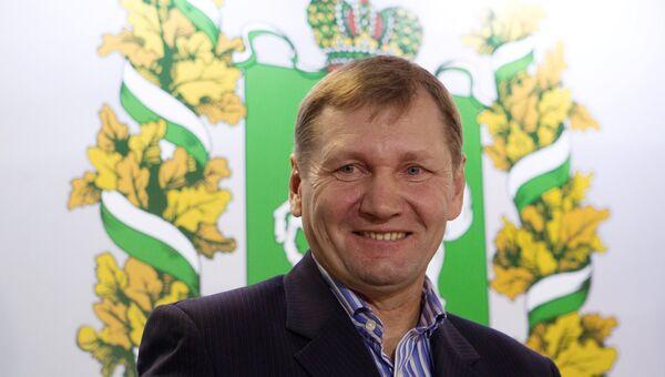 Василий Баскаков, архивное фото