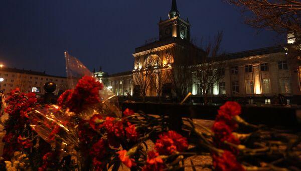 Волгоград после терактов, фото с места события