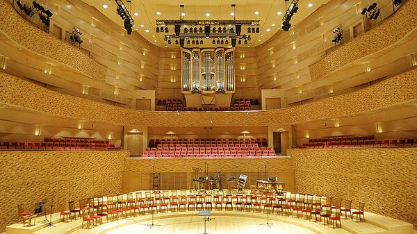 Концертный зал Мариинского театра. Архивное фото