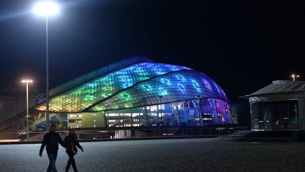 Стадиона Фишт в Сочи