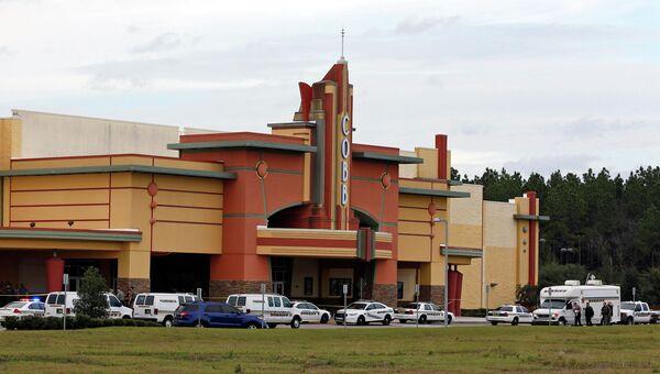 Кинотеатр в Уэсли-Чепел, архивное фото