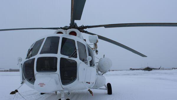 Ми-8, архивное фото