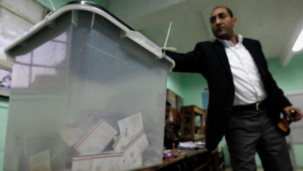 Референдум в Египте, архивное фото