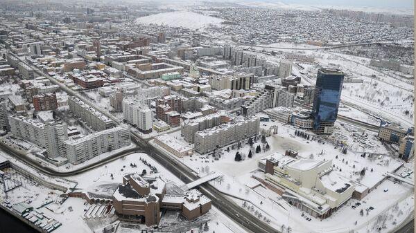 Красноярск, виды города