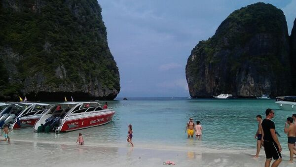 Отдых в Таиланде, архивное фото