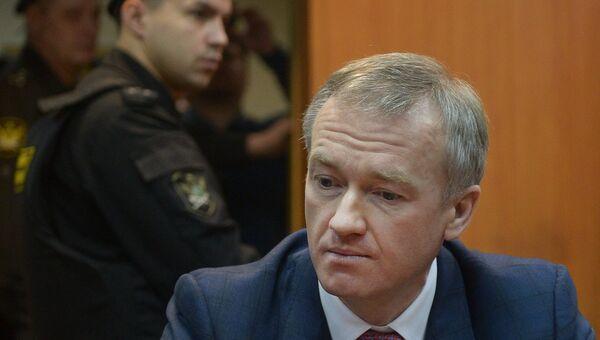 Экс-гендиректор ОАО Уралкалий Владислав Баумгертнер. Архивное фото