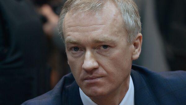Бывший генеральный директор ОАО Уралкалий Владислав Баумгертнер
