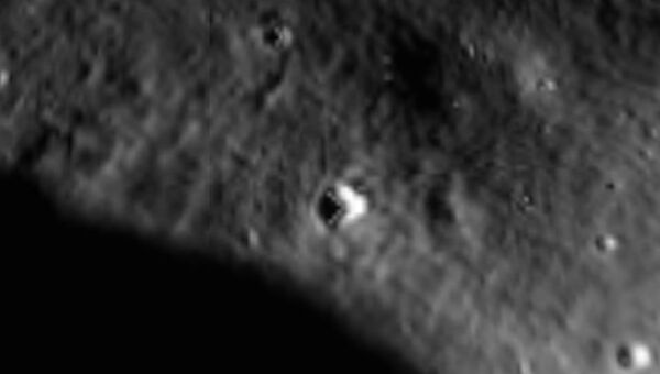 Лунная база пришельцев на снимке из Google Earth
