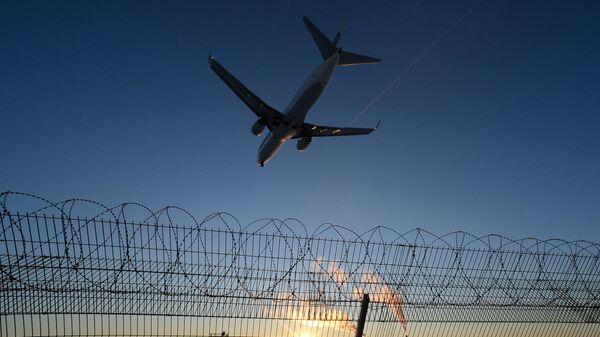 Самолет авиакомпании ЮТэйр. Архивное фото