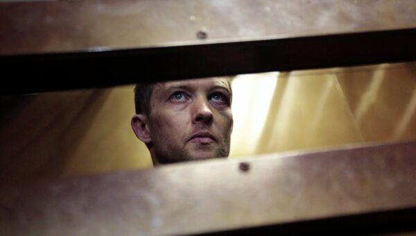 Дмитрий Паршин, подозреваемый в расстреле в московском метро уроженца Дагестана, Архивное фото