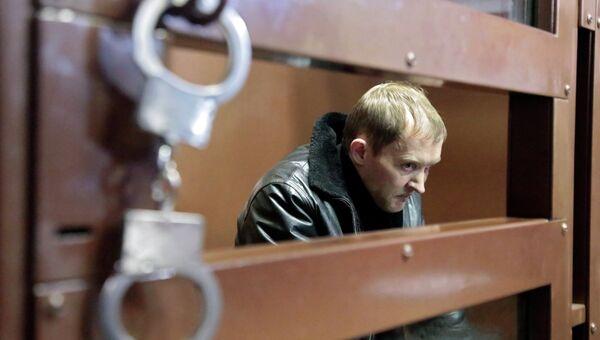 Избрание меры пресечения подозреваемым в стрельбе в московском метро, архивное фото