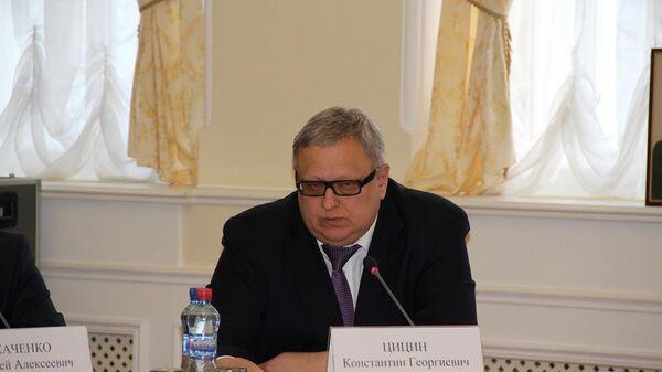 Директор фонда ЖКХ Константин Цицин в Костроме