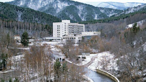Курорт Белокуриха