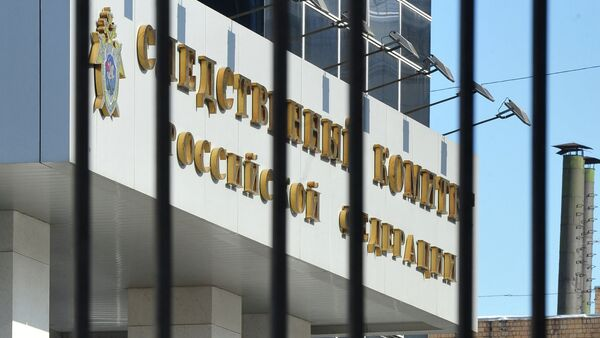 Здание Следственного комитета РФ в Техническом переулке. Архивное фото