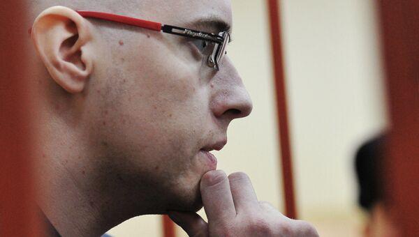 Лидер Боевой организации русских националистов (БОРН) Илья Горячев. Архивное фото
