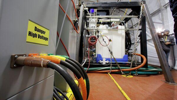 Установка для уничтожения химического оружия, архивное фото