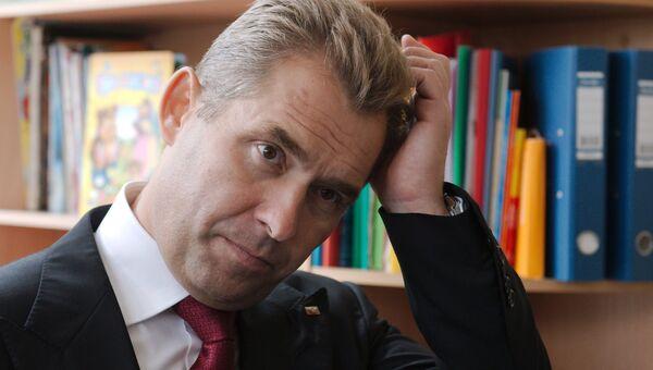 Уполномоченный при президенте Российской Федерации по правам ребенка Павел Астахов. Архивное фото