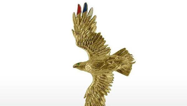 Национальная кинонаграда России Золотой орёл. Архивное фото