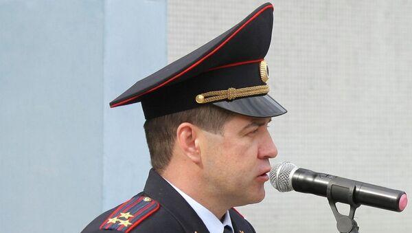 Глава ГИБДД Новосибирской области Сергей Штельмах