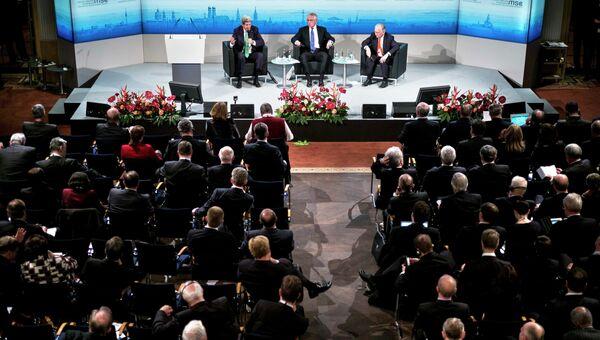 Мюнхенская конференция по безопасности 1 февраля 2014