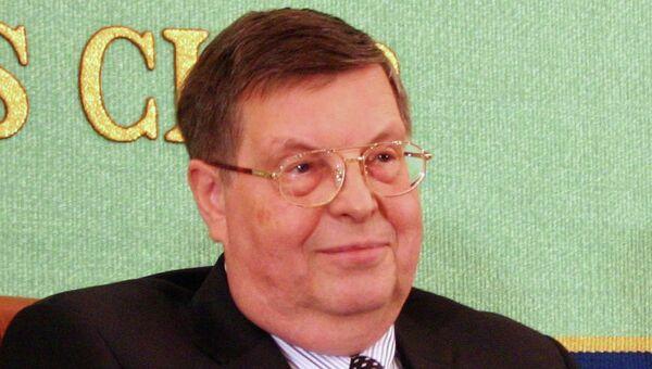 Посол РФ в Японии Евгений Афанасьев