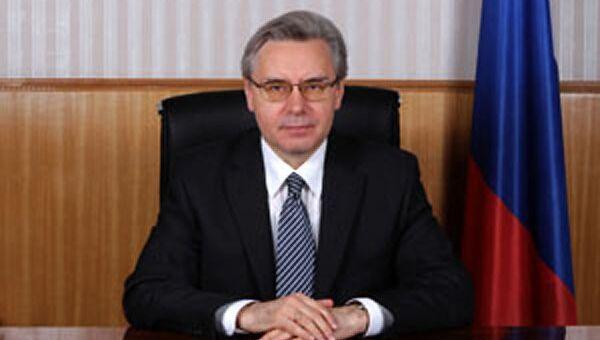 Посол РФ в КНДР Александр Тимонин