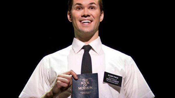 Мюзикл Книга Мормона (Book Of Mormon)