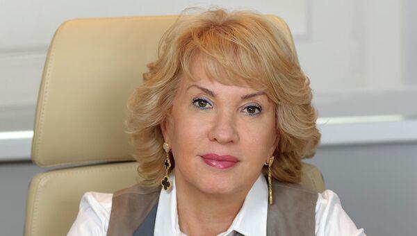 Генеральный директор Золотой маски Мария Ревякина