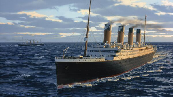 Выставка Титаник: как это было. Погружение в историю