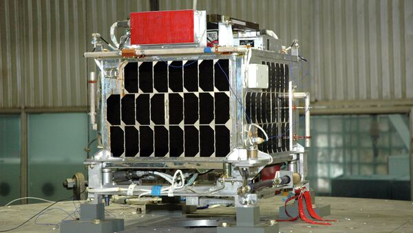 Космический аппарат АИСТ
