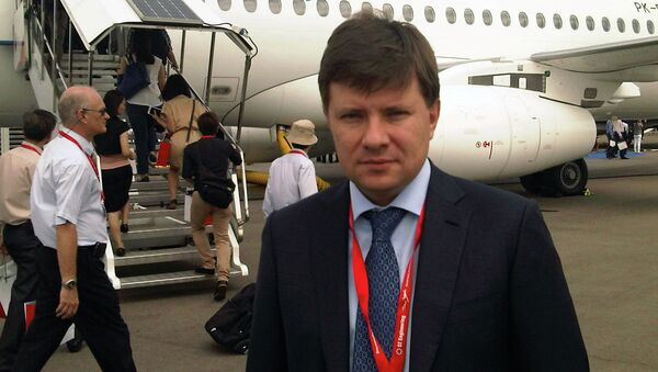 Андрей Богинский, архивное фото
