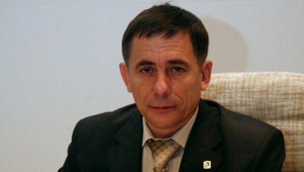 Экс-начальник космодрома Байконур Евгений Анисимов