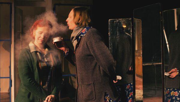 Сцена из спектакля Бердичев
