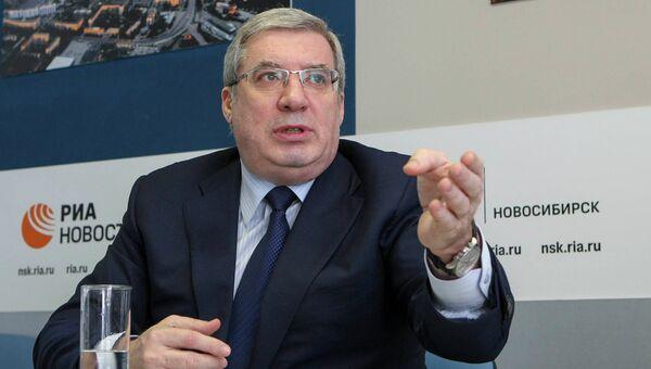 Виктор Толоконский. Архивное фото