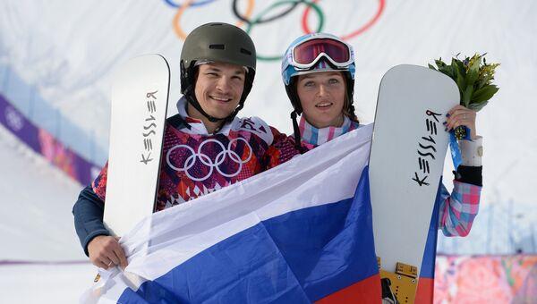 Олимпиада 2014. Сноуборд. Мужчины. Параллельный гигантский слалом